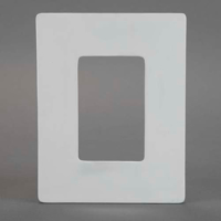 Picture of Ceramic Bisque 29059 Picture Frame 2