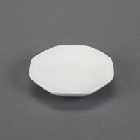 Picture of Ceramic Bisque 31522 Geometrix Small Octagon Plate