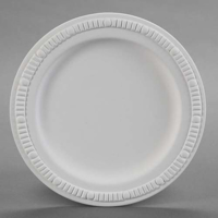 Picture of Ceramic Bisque 32928 Dotted Dinnerplate