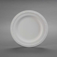 Picture of Ceramic Bisque 32929 Dotted Salad Plate