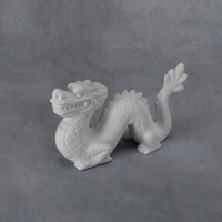 Picture of Ceramic Bisque 38427 Chinese Dragon