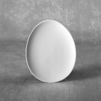 Picture of Ceramic Bisque 37205 Small Egg Plate