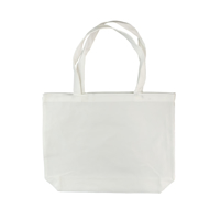 Photo of Ceramicraft's Medium 39cm x 29cm Sublimation Polyester Canvas Tote Bag